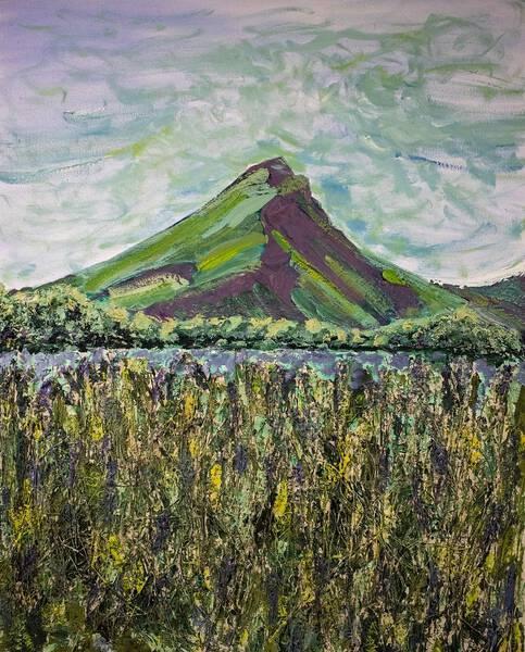 The Mountain.Iceland