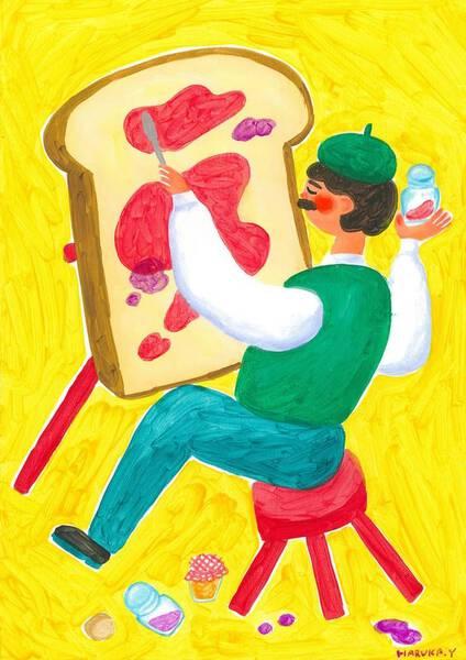 toast artist