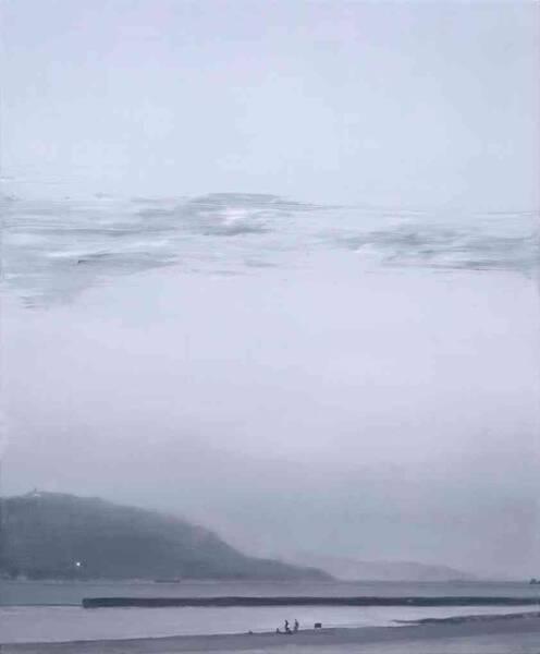 The coast(monotone)