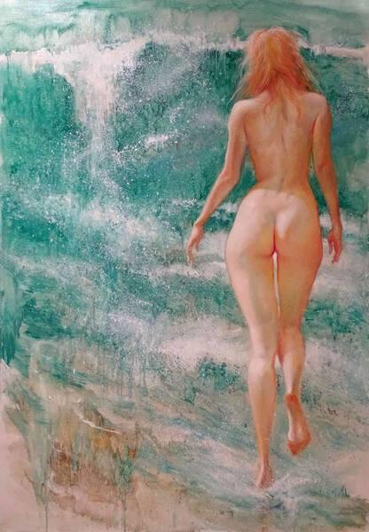 Emerald sea