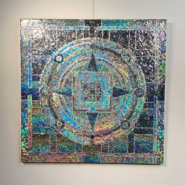 Mandala of the Universe # 01