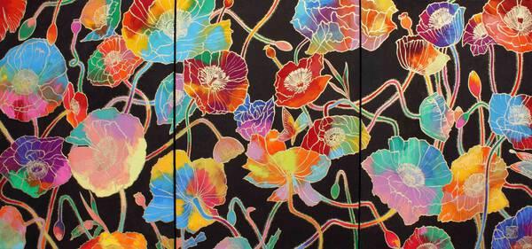 Still flowers bloom