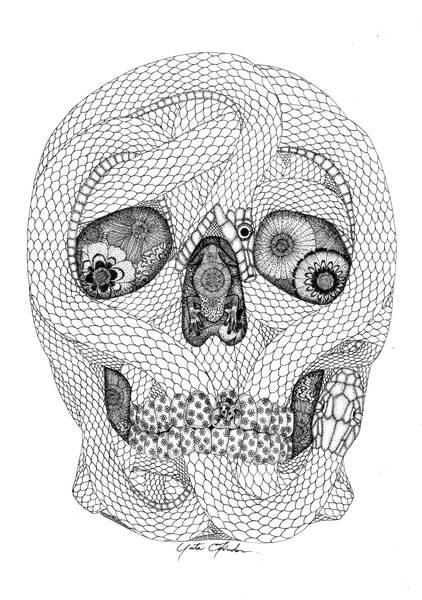 Snakes Skull