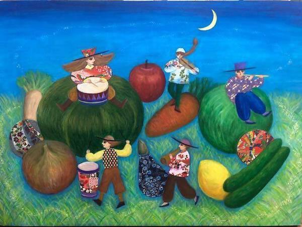 Moon Night Musicians.