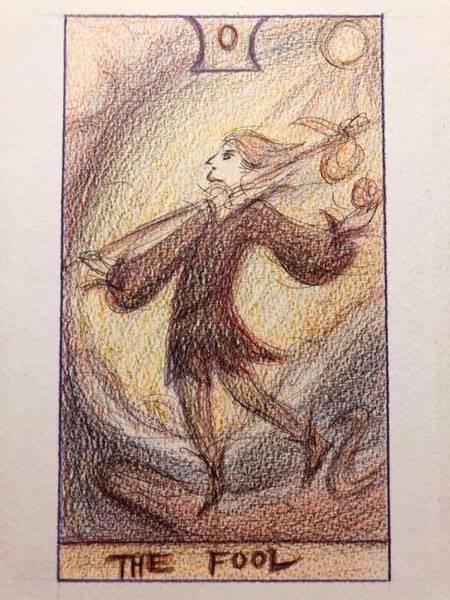 Tarot Cards Vol.0 The Fool