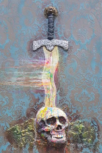 Till death do as Art