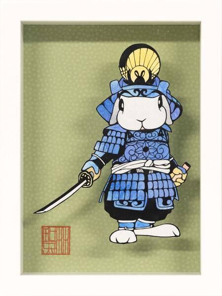 Rabbit Bushi, Katana・武者うさぎ 刀