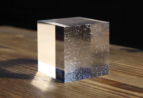 specimen of light /cube #2