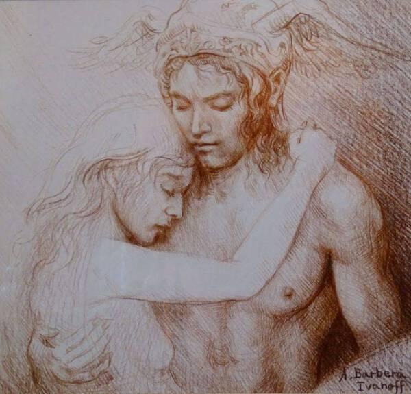 Hermes in love