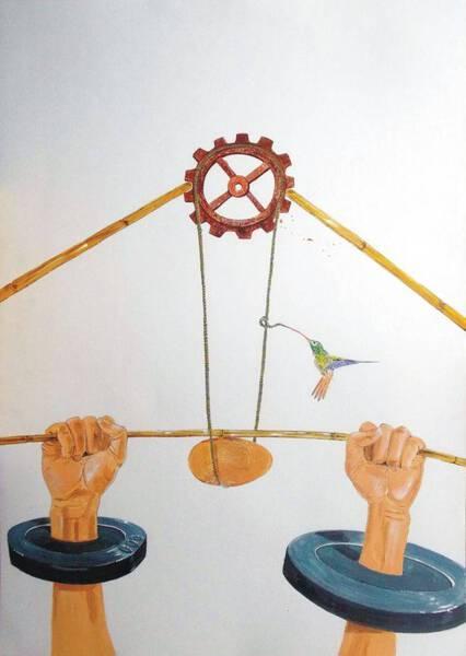 The Vulnerable Part of Mechanisms