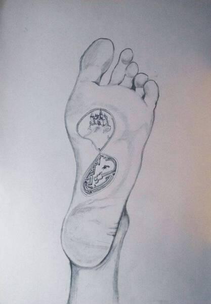 Labyrinth Foot