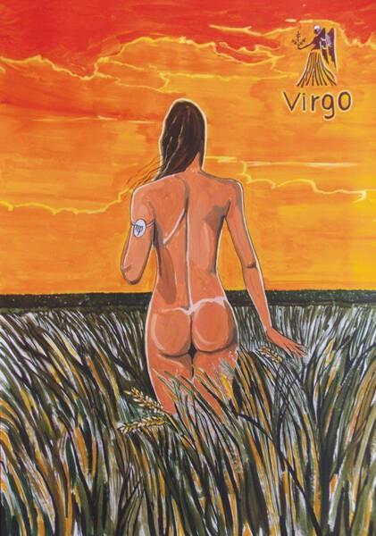 Zodiac Virgo
