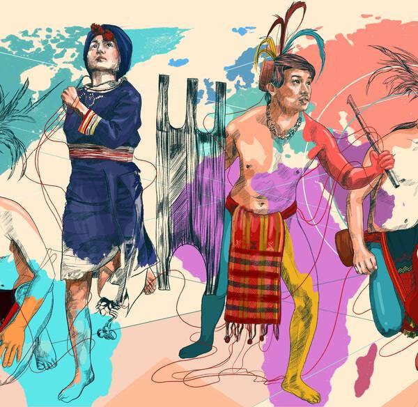 Hila-bana Akha Tribe