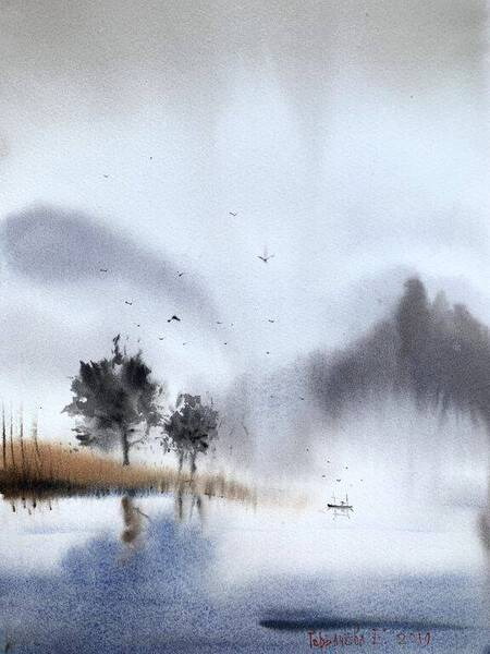 Asian landscape #5