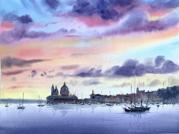 Basilica di Santa Maria della Salute, Venice #3