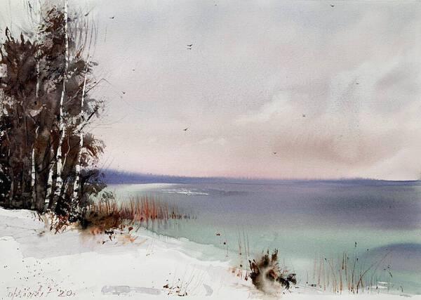 Lake Narach, Belarus