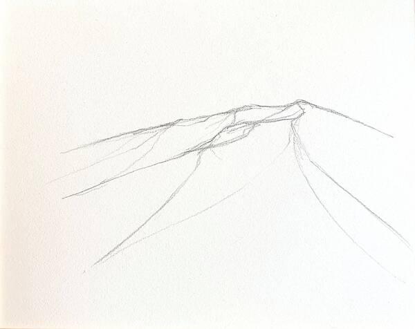 gunung-drawing#1