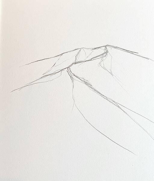 gunung-drawing#4