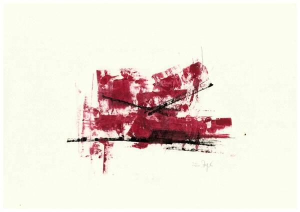 Abstraktes BIld 17J20