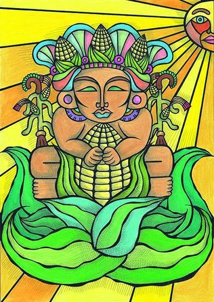 Centeōtl: the God of Maize