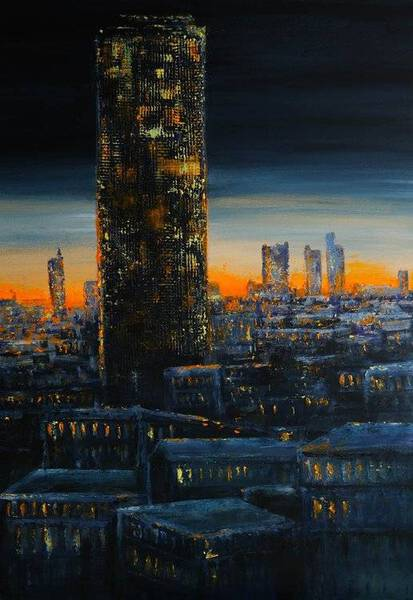 THE FIRST LIGHTS AND THE STOM - CITY AND STORM SERIES