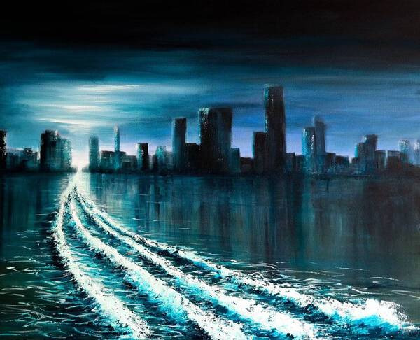 SPEED AWAY- CITY AND STORM SERIES