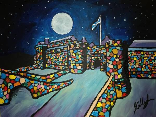 Number 1 - The Scottish Series - Stirling Castle