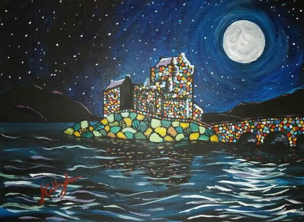 Number 2 - The Scottish Series - Eilean Donan Castle