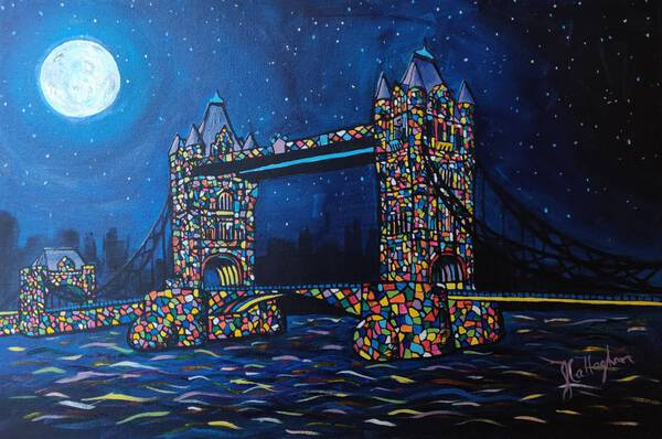 Number 2 - The English Series - Tower Bridge