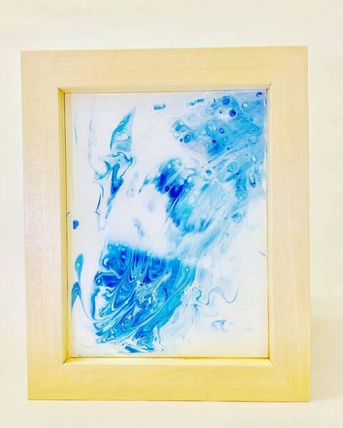Fluid Artcraft Tableau (Blue #3)
