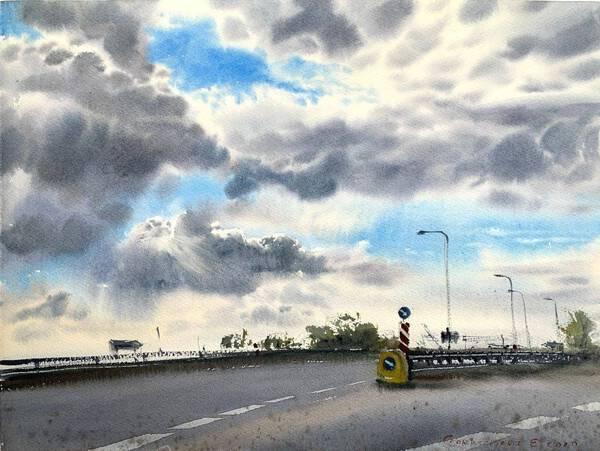 Cloud highway